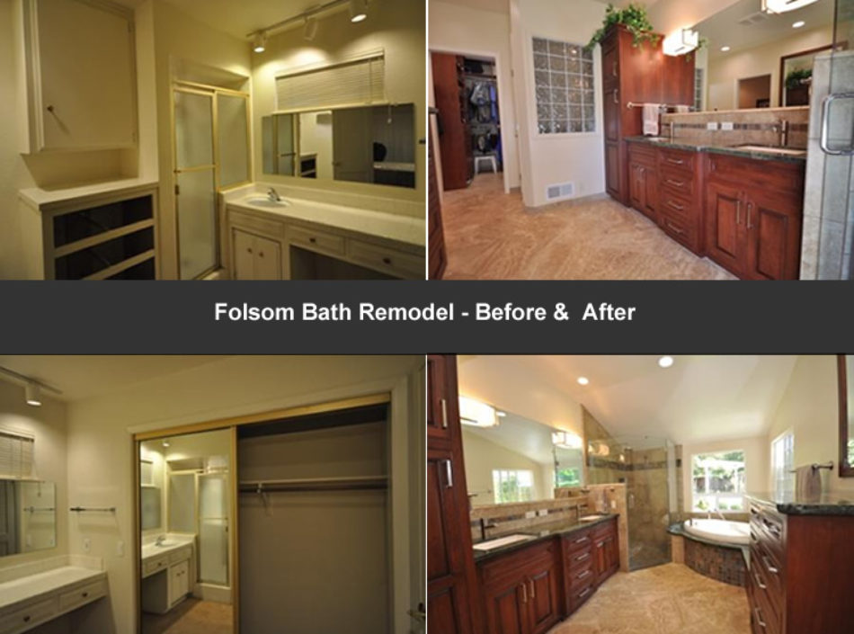 Folsom remodel project by David Lanni Construction - Sacramento, CA