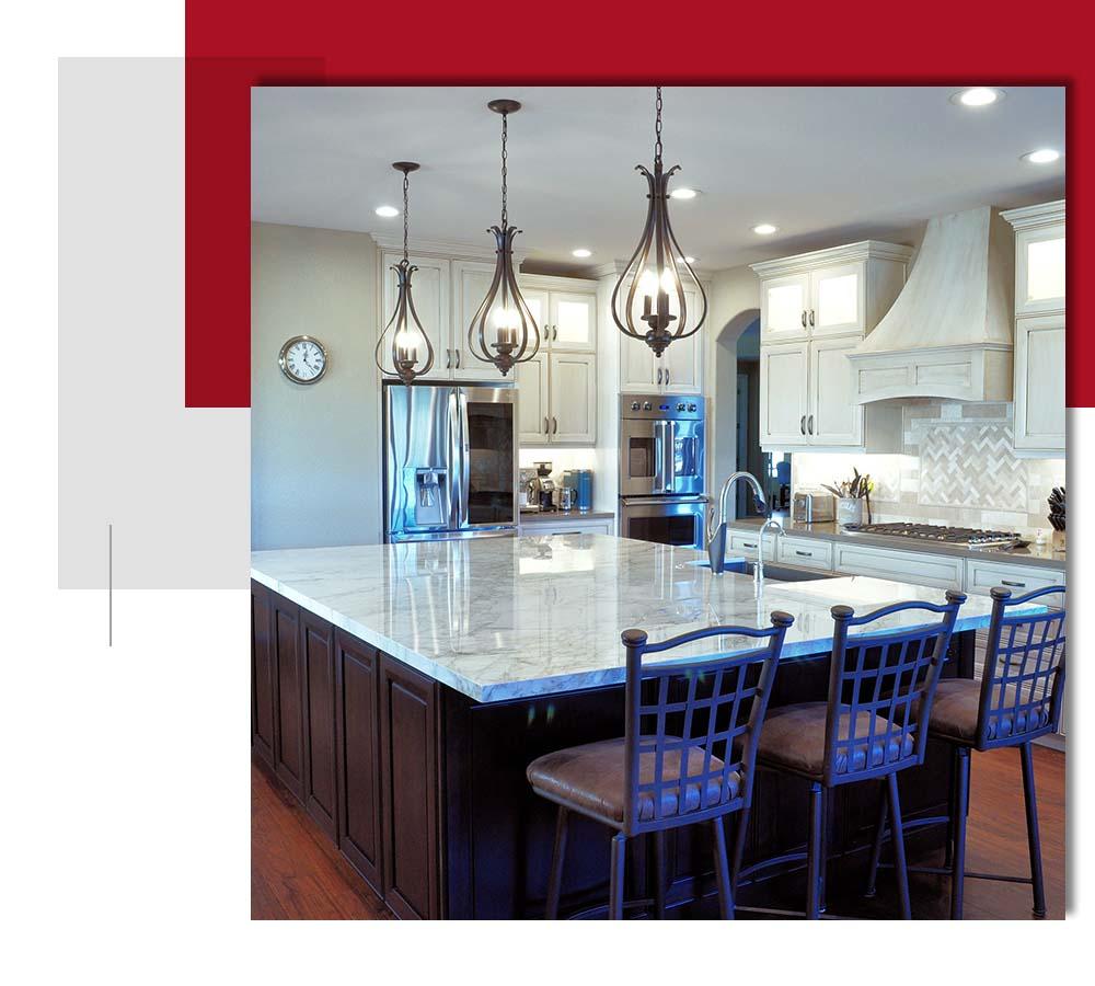 Kitchen1 remodel by David Lanni Construction - Sacramento, CA