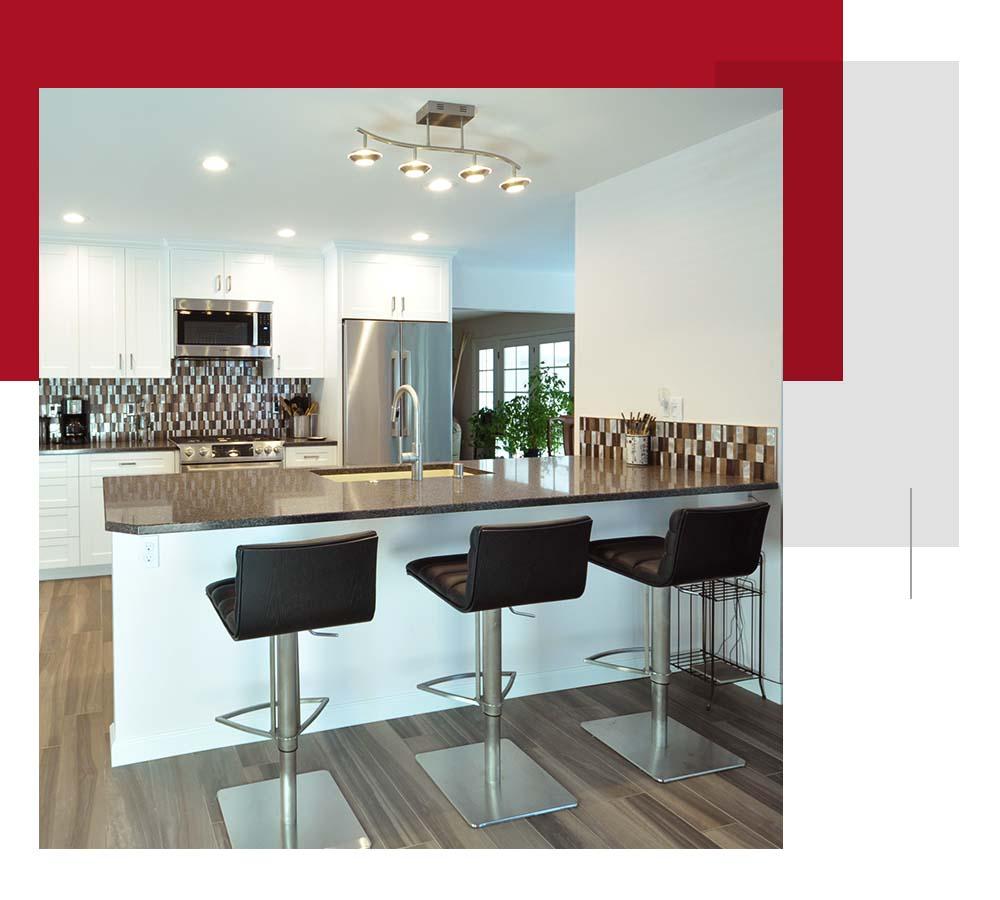 Kitchen2 Remodel by David Lanni Construction - Sacramento, CA